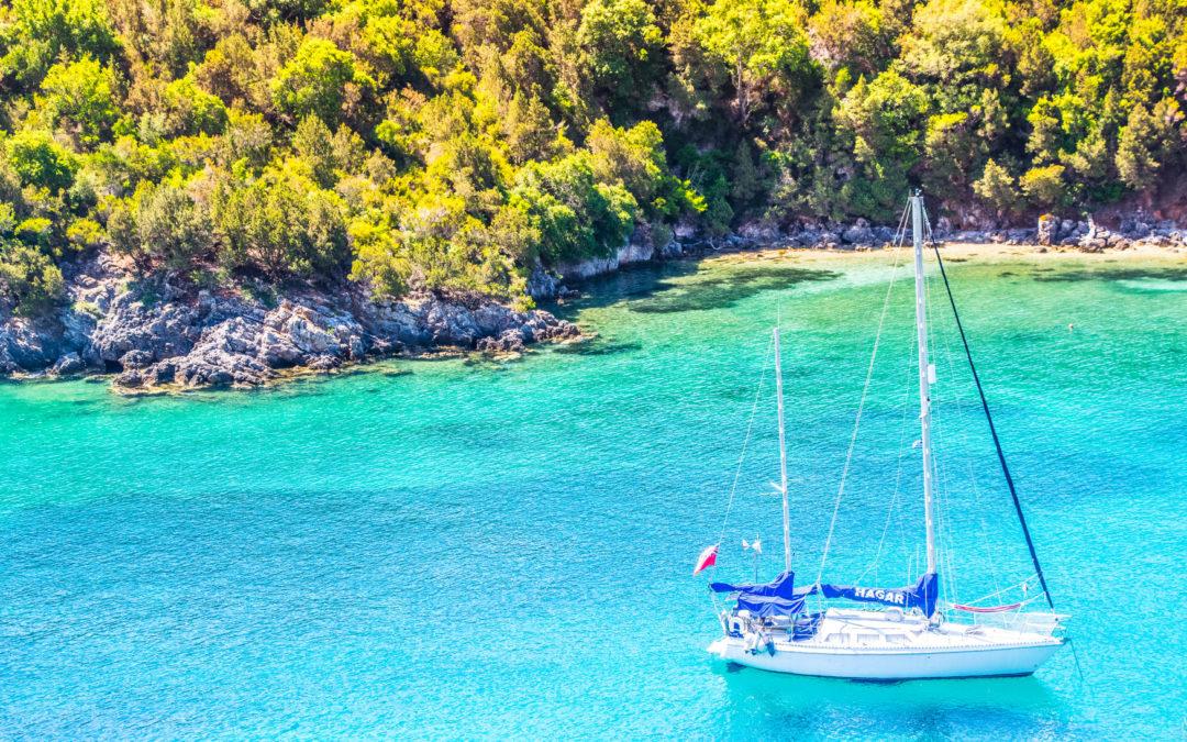 Flottiglia BeFree, in Grecia con la crociera che ci riporta alla normalità